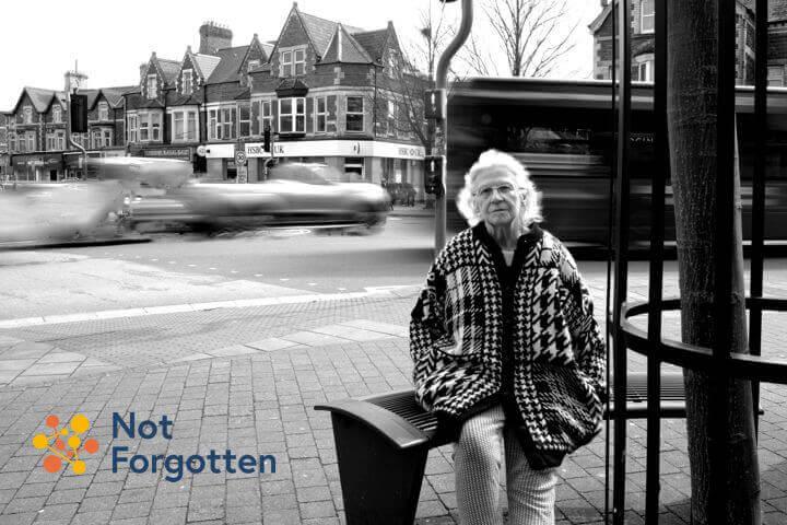 Heb Anghofio; Atgofion Caerdydd