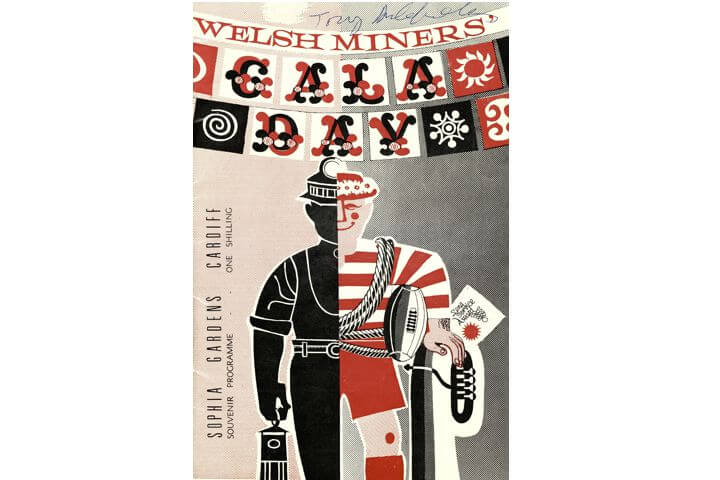 Cardiff's South Wales Miners' Galas