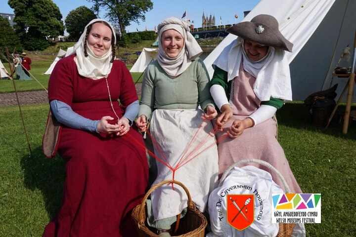 Medieval family fun day