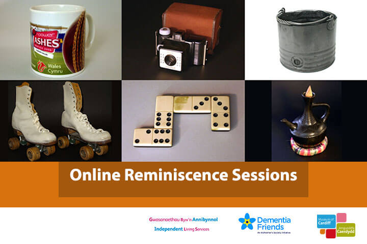 Online Reminiscence Sessions